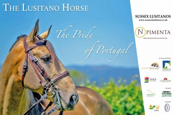 NPimenta leva Cavalo Lusitano ao London International Horse Show