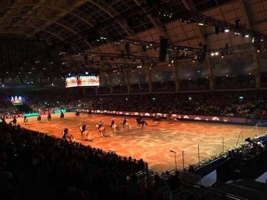 GRANDE SUCESSO DE PORTUGAL EM INGLATERRA, NO OLYMPIA - THE LONDON INTERNATIONAL HORSE SHOW